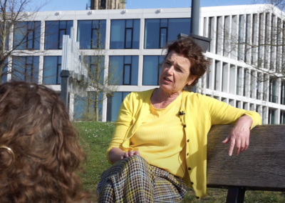 Volkshuisvesting Arnhem corona boodschap directrice