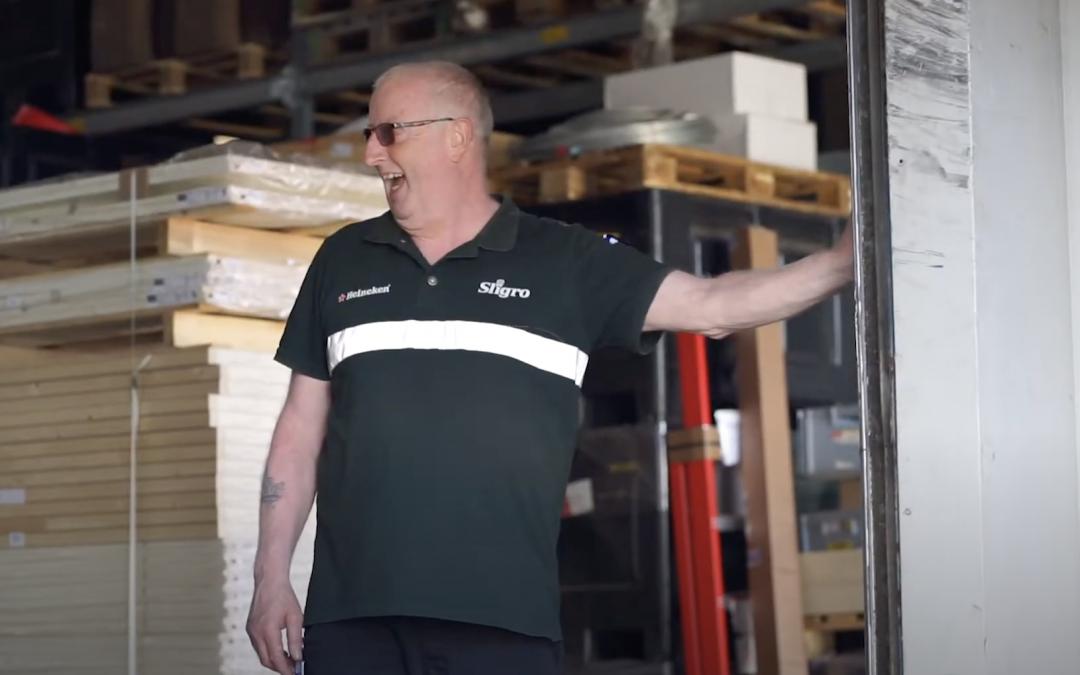 Werktalent Simon Loos Vrachtwagenchauffeurs